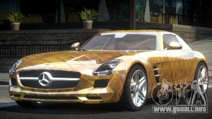 Mercedes-Benz SLS BS A-Style PJ6 para GTA 4