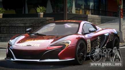 McLaren 650S GS R-Tuned L9 para GTA 4