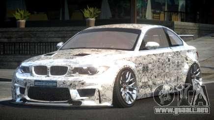 BMW M1 E82 G-Style L5 para GTA 4