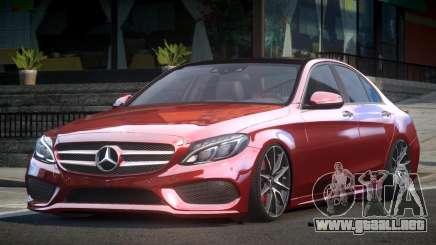 Mercedes-Benz C250 A-Style para GTA 4