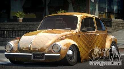 Volkswagen Beetle 1303 70S L10 para GTA 4