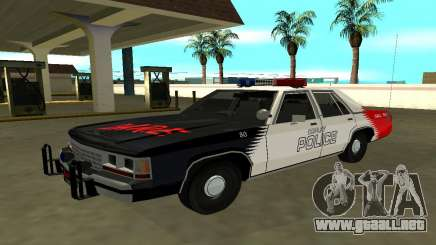 Ford LTD Crown Victoria 1991 Copley Police DARE para GTA San Andreas