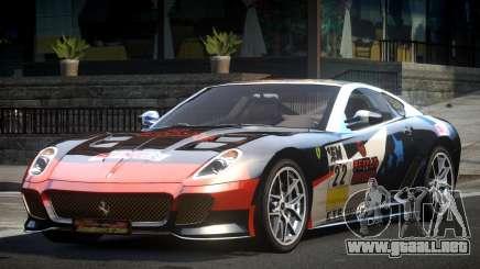 Ferrari 599 GS Racing L9 para GTA 4