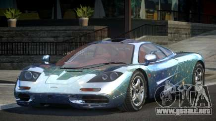 McLaren F1 90S L7 para GTA 4