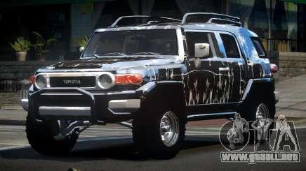 Toyota FJ Cruiser OR L8 para GTA 4