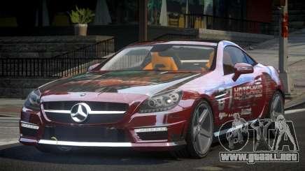 Mercedes-Benz SLK GST ES L4 para GTA 4