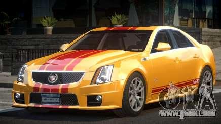 2011 Cadillac CTS-V L7 para GTA 4
