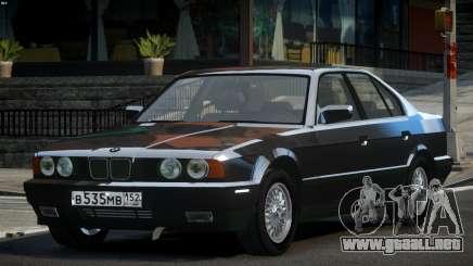 BMW M5 E34 SN para GTA 4