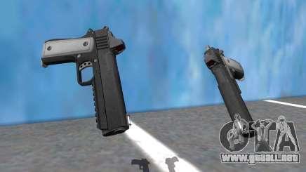 GTA V Heavy Pistol para GTA San Andreas