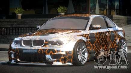 BMW M1 E82 G-Style L11 para GTA 4