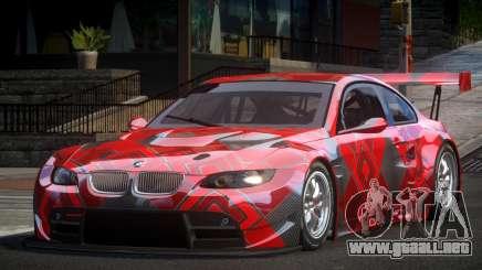 BMW M3 E92 GT2 L8 para GTA 4