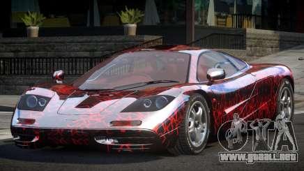 McLaren F1 90S L8 para GTA 4