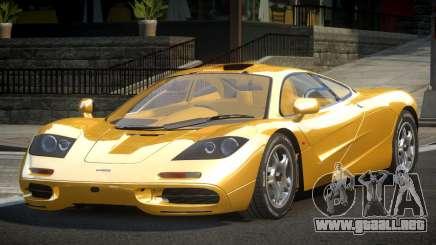 McLaren F1 90S para GTA 4
