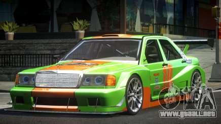 Mercedes-Benz BS Evo2 L1 para GTA 4