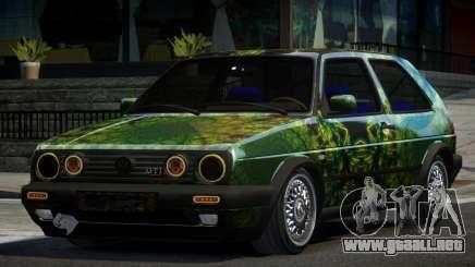 Volkswagen Golf GST-I L1 para GTA 4