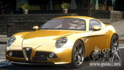 Alfa Romeo 8C BS para GTA 4