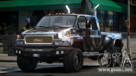 GMC C4500 TR L9 para GTA 4