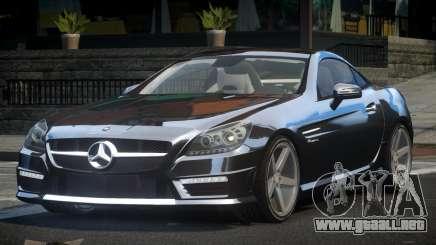 Mercedes-Benz SLK GST ES para GTA 4
