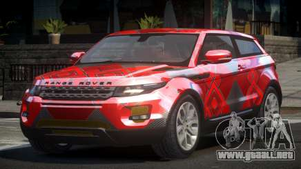 Range Rover Evoque PSI L3 para GTA 4
