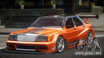 Mercedes-Benz BS Evo2 L9 para GTA 4