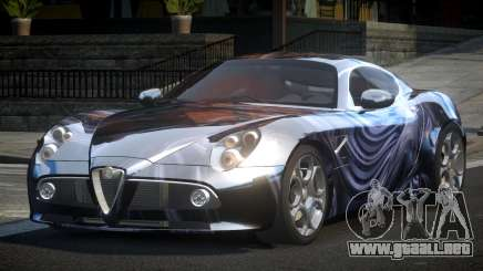 Alfa Romeo 8C GS-R L10 para GTA 4