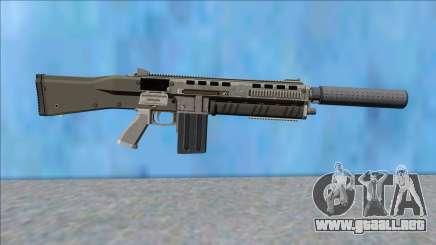 GTA V Vom Feuer Assault Shotgun Platinum V8 para GTA San Andreas