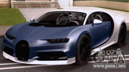 2021 Bugatti Chiron para GTA San Andreas