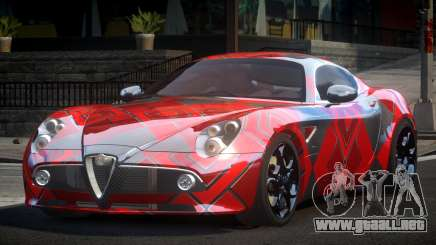 Alfa Romeo 8C GS-R L6 para GTA 4