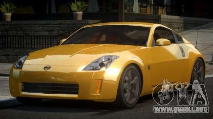 Nissan 350Z GST-R para GTA 4