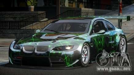 BMW M3 E92 GT2 L5 para GTA 4