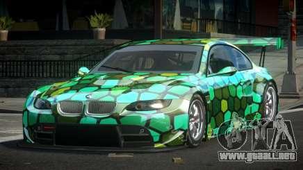 BMW M3 E92 GT2 L3 para GTA 4