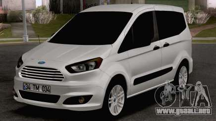 Ford Tourneo Courier para GTA San Andreas
