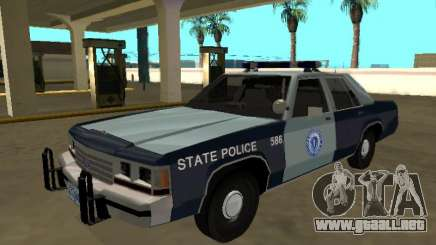 Ford LTD Crown Victoria 1991 Massachusetts para GTA San Andreas