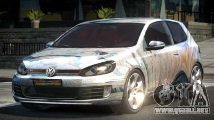 Volkswagen Golf GTI G-Style L4 para GTA 4