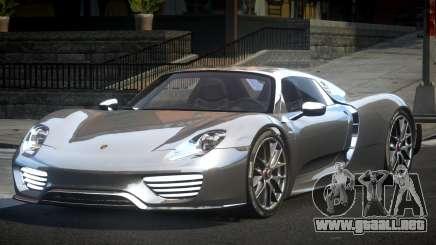 Porsche 918 Spyder SR para GTA 4