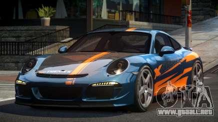 RUF RGT-8 SP Racing L1 para GTA 4