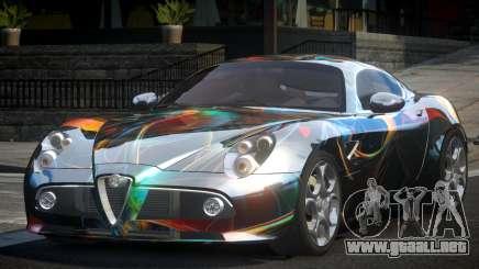 Alfa Romeo 8C GS-R L4 para GTA 4