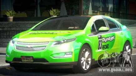 Chevrolet Volt HK L9 para GTA 4