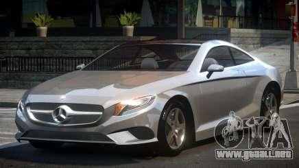 Mercedes-Benz S500 BS para GTA 4