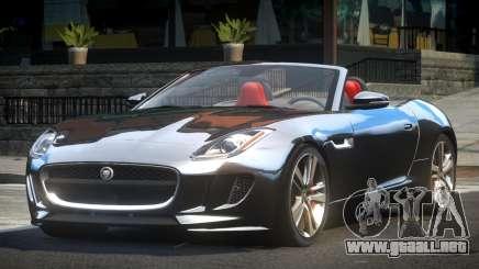 Jaguar F-Type V1.2 para GTA 4