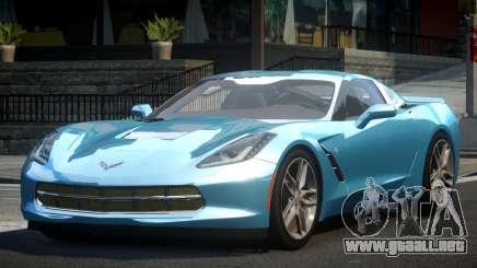 Chevrolet Corvette C7 GS para GTA 4