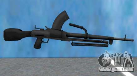 Bren Gun from Madness Combat 6.5 para GTA San Andreas