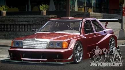 Mercedes-Benz BS Evo2 para GTA 4