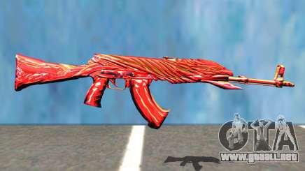 AKM Phoenix para GTA San Andreas