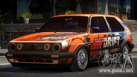 Volkswagen Golf GST-I L6 para GTA 4