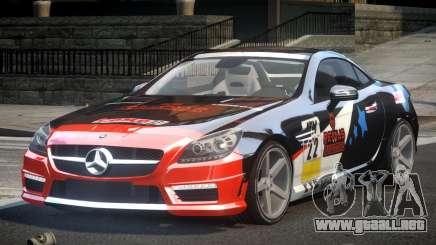 Mercedes-Benz SLK GST ES L6 para GTA 4