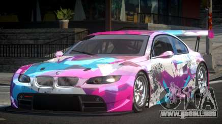 BMW M3 E92 GT2 L7 para GTA 4