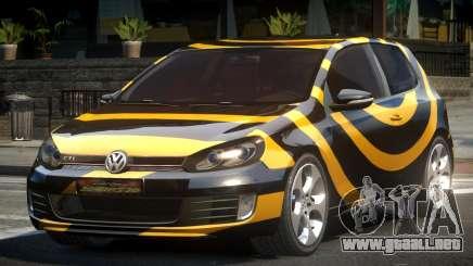 Volkswagen Golf GTI G-Style L8 para GTA 4
