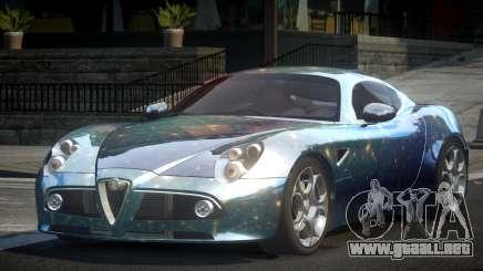 Alfa Romeo 8C GS-R L2 para GTA 4