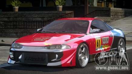 Mitsubishi Eclipse ES L5 para GTA 4